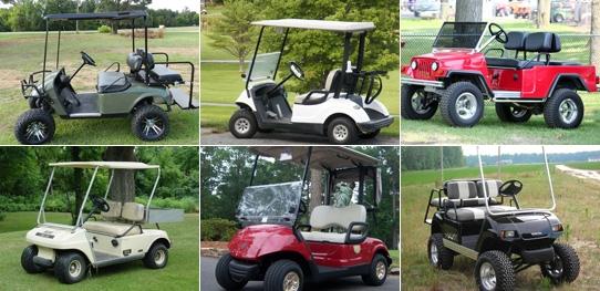 Karrior - Golf Cart Repair